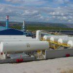 Instalación de gasificación diseñada y construida por HAM