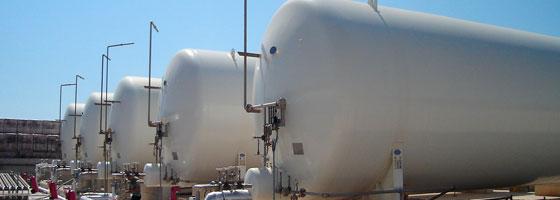HAM Criogénica diseña y construye instalaciones para hacer llegar el gas natural licuado, comprimido y vehicular a todo tipo de industrias y al sector naval