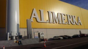 HAM construye para Alimerka la primera estación de servicio de GNL en Asturias.