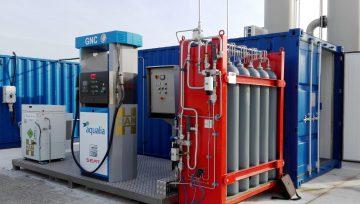 HAM contribuye a la construcción de la primera estación de servicio que utiliza las aguas residuales como fuente de energía.