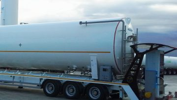 The EU member states selects CEF-Transport action cHAMeleon for stimulating the Liquefied Natural Gas as fuel for road transport.