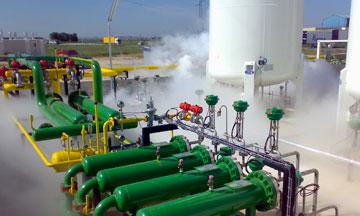 HAM Criogénica está especializada en proyectos energéticos entorno al gas natural. Diseñamos y construimos instalaciones para industrias y sector naval